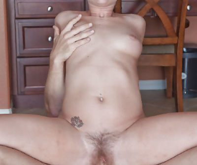 Young blonde chick with short hair Nora Skyy giving older man a blowjob