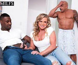 Missy Blewitt allowed a black friend to get it on with her in front of husband