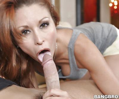 Reality hardcore fucking with luxurious milf Monique Alexander
