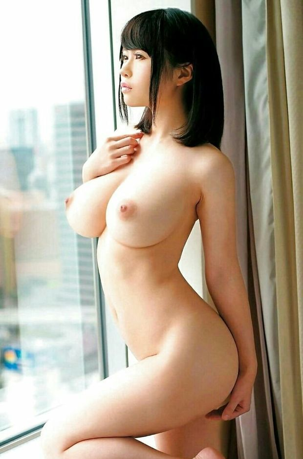 sexy asian with Perfect tits