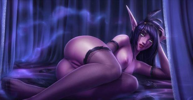 Night Elf – Warcraft