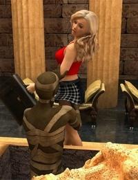 Insane3D- Pharaoh's Wife