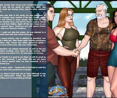 Seiren- Daring Couple 5