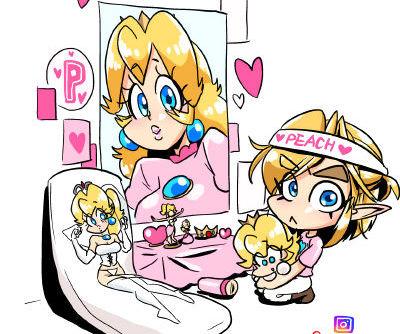 Peach X Link - part 6