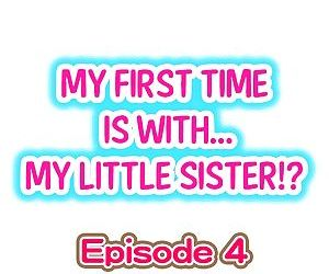My First Time is with.... My Little Sister?! - part 2