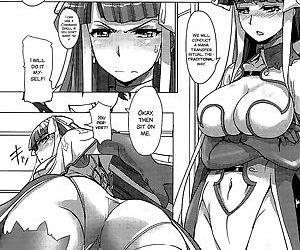 Master no Oshigoto. Rider Hen - A Masters Job - Chapter Rider