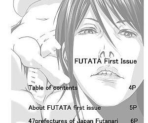 FUTATA First Issue - Futata Soukango