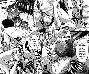 Houkago no Kanojo wa Neburarete Naku. - My Girlfriend is Making Lewd Sounds After School - part 3