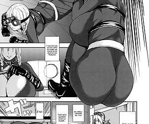 Chounyuu Daifungoku - Prison of Huge- Spouting Tits - part 8