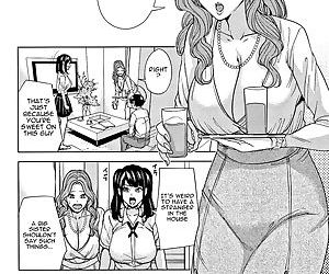 Kazoku Soukan Game - family Incest game Ch. 1-3