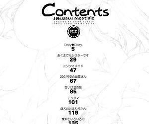 Sakusaku Meat Pie Ch. 1-3- 5- 7-8