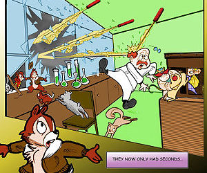 Chip and Dales Rescue Rangers - Of Mice and Mayhem