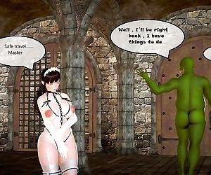 Orcs Finds a New Pet 1-2 - part 4