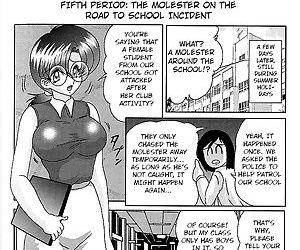 Toumei Jokyoushi Yukino Invisible - The Invisible Teacher Yukino Sensei chapter 4