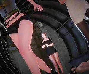 Xeno Invasion Ch.5 - part 3
