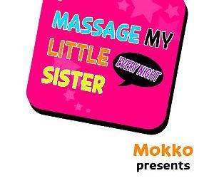 I Massage My Sister Every Night Ch 1-38 - part 16