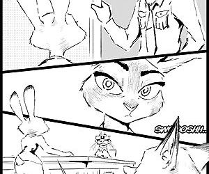 Zootopia Sunderance Ongoing UPDATED - part 18