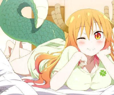 Kobayashi-san-chi no Maid Dragon Collection - part 14