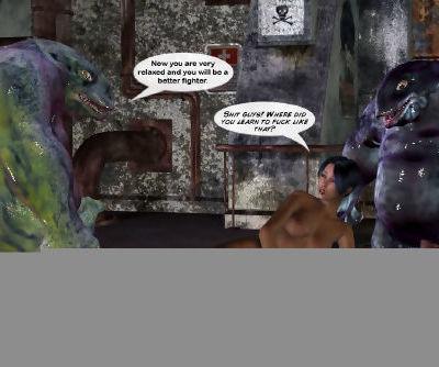 Xeno Wars - Spies - part 8