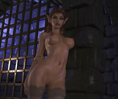 Elven Desires - Dungeon Origins - part 7
