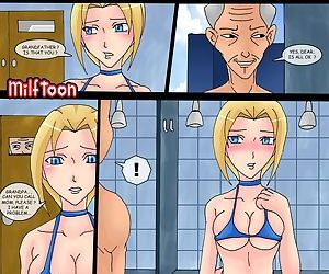 Milftoon – Seduced Grandfather