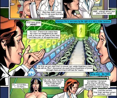 Superheroine Central- CA2