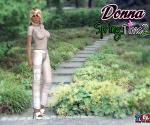 Y3DF- Spring Time 2