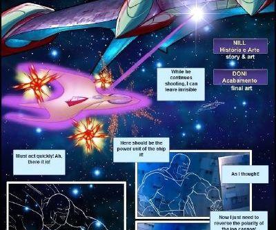 Seiren – Space Ghost 1