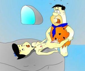 Jab-Flintstones Sex