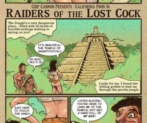 JKRComix- California Poon 2-Raiders Of The Lost Cock