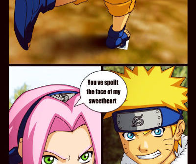 Naruto- I Am Better