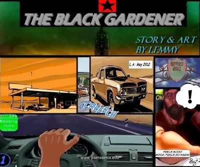 InterracialSexZone- The Black Gardener 2