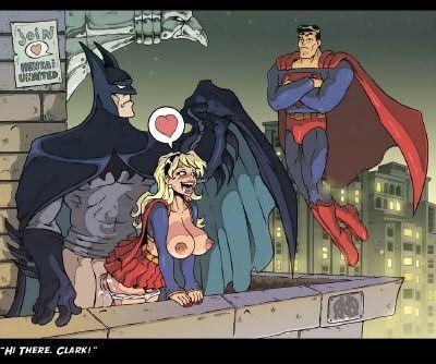 Justice League Sex Adventure