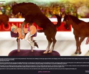 Dmitrys- Stallion Milking