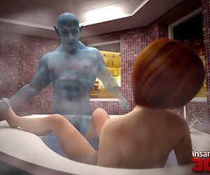 Insane3D- Wet Sex Affair