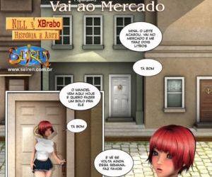 Seiren-Mina Vai Ao Mercado
