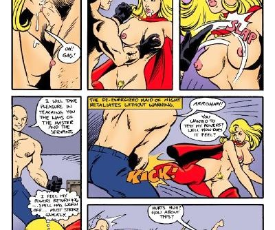 Supergirl Sex Slave- Double Trouble