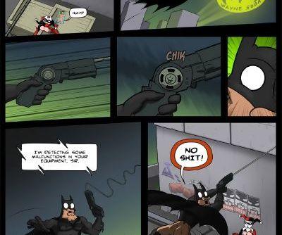 Drawn Sex- Batman- Batmetal