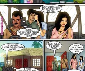 Savita Bhabhi – Episode 36: Ashok's Card Game