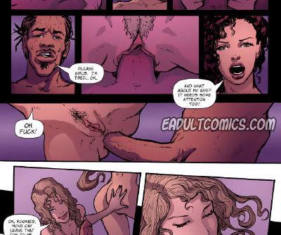 EAdult Comix- Schoolgirl's Revenge 10