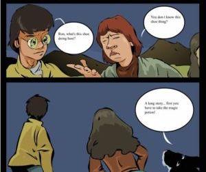 Harry Potter – Drawn Sex