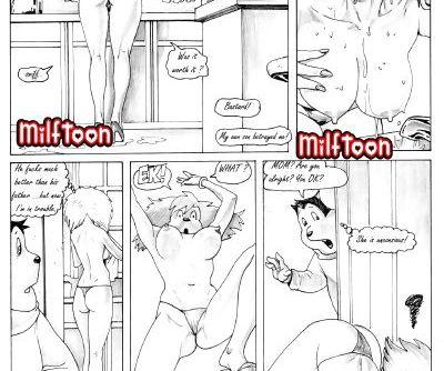 Milftoon- Goof Troop