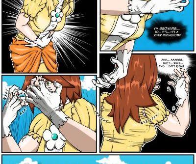 The Princes Fuck- SXVToon- Oh, Daisy!