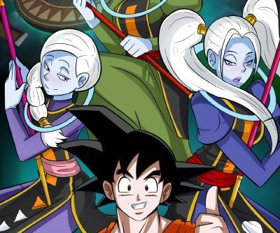 Dragon Ball Super- Special Training