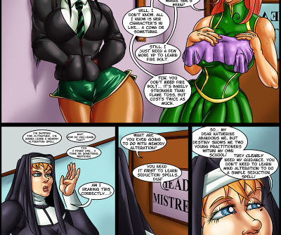 Transmorpher DDS- Banana Cream Cake 22- Mother Superior's Coven