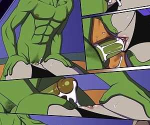 Teen Titans- Empathic Impasse