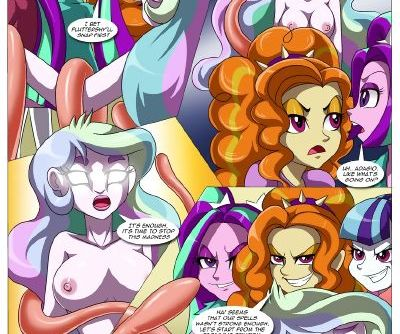 Palcomix- The Dazzlings Revenge