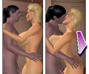 3D- Diana Jones and the Erotic introvert
