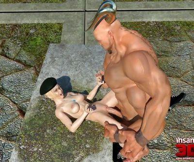 Insane3D- Mortal Cumbath