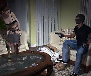 Minoru- Robbery Time